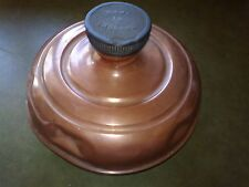 Vintage Copper bed warmer