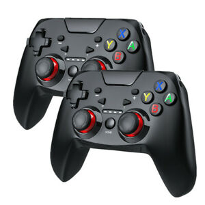 2PCS Wireless Pro Gamepad Joypad Controller For Nintendo Switch Console Remote