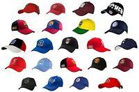 OFFICIAL FOOTBALL CLUB - BASEBALL CAPS - Adult Hats (Cap, Gift, Summer, Crest)