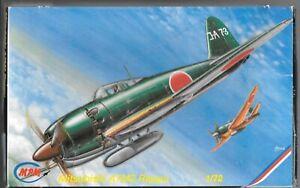 MPM Mitsubishi A7M2 Reppu in 1/72  118