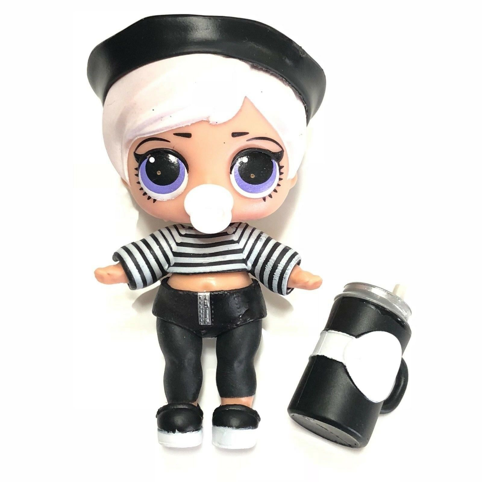 Ultra Rare BEATNIK BABE - BRAND NEW - LOL Surprise Confetti Pop- Series 3 Wave 2