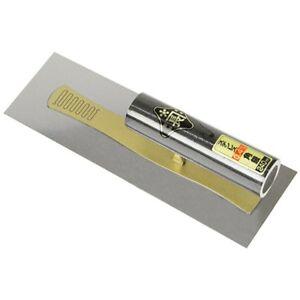 Green-Length-Kincho-Acero-Inoxidable-Cuadrado-Mortero-Paleta-0-4mm-240mm