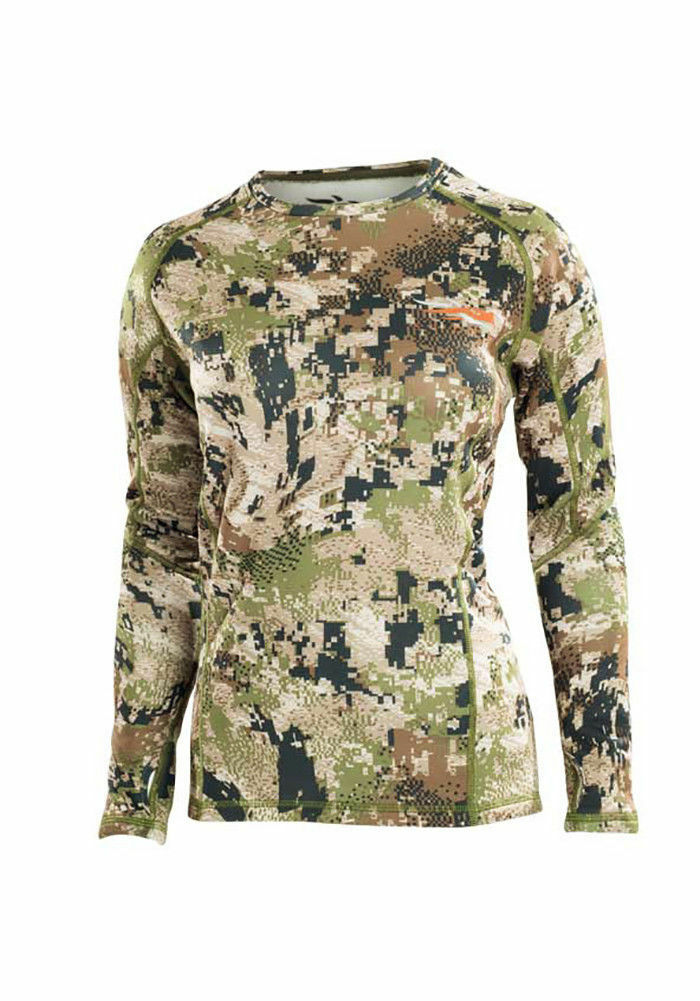 Sitka W's Core Mid Weight  Crew LS Subalpine 10047-SA-M Medium  big discount