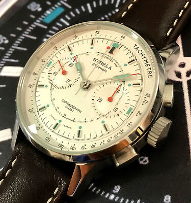 Radient Co40law Strela Chronograph 40mm Modische Muster