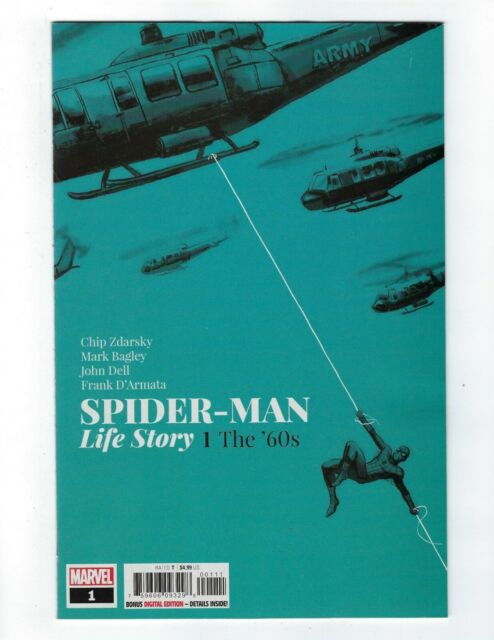 Spider-Man Life Story # 1 of 6 Cover A NM Marvel