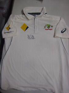Steve-Smith-Australian-Test-Captain-signed-2015-16-Test-Match-Shirt-COA