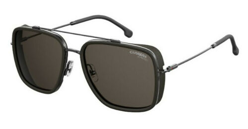 NEW Carrera CA207S-V81IR Black Sunglasses