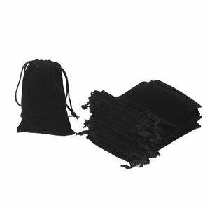 Details About Hrx Package 20pcs Velvet Drawstring Bags 4 7 X Pouches For