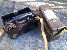 telefoni militari da campo anni '50