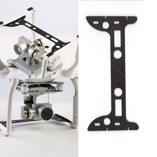 Landing Protector Plate Glass Fiber Camera Gimbal Guard for DJI Phantom 3 Black