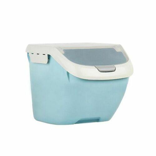 Plastic Rice Storage Box Sealed Moisture Proof Large Capacity Grain Container