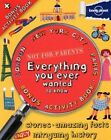 Not for Parents Mega Cities Box Set London, New York and Paris: Everything You Ever Wanted to Know by Lonely Planet (Paperback, 2012)