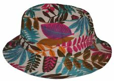 item 4 Jeanne Simmons Men s Forest Leaves Bucket Hat White -Jeanne Simmons  Men s Forest Leaves Bucket Hat White 9dcfcdc11542