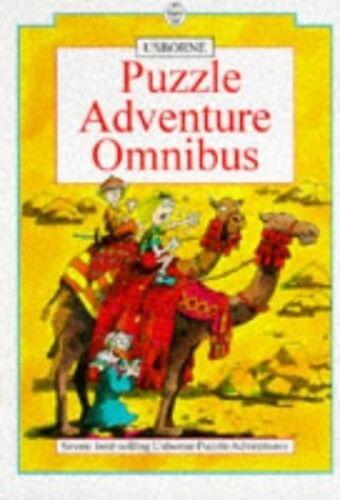 1 of 1 - Puzzle Adventure Omnibus: No. 1-7 (Usborne Puzzle ... by Dolby, Karen 0746018541