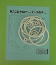 1963 Midway Race-Way / Champ pinball rubber ring kit