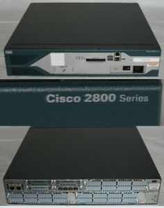 Router CISCO2851-AC-IP Cisco 2851 Integrated Services Router