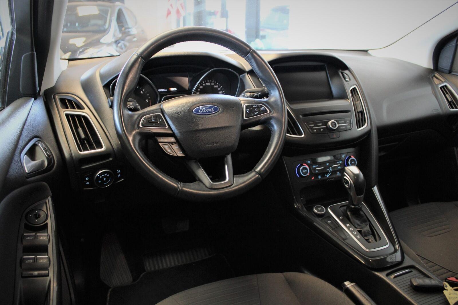 Ford Focus 1,5 TDCi 120 Titanium stc. aut. - billede 6
