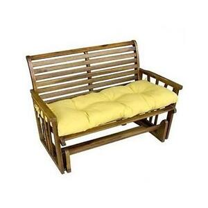 Set 2 Bench Outdoor Swing Cushions Porch Glider 51 Chair Seat