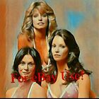 Only 2  Left of 5 Charlie's Angels, Farrah Fawcett Art Print Signed 3 Sold