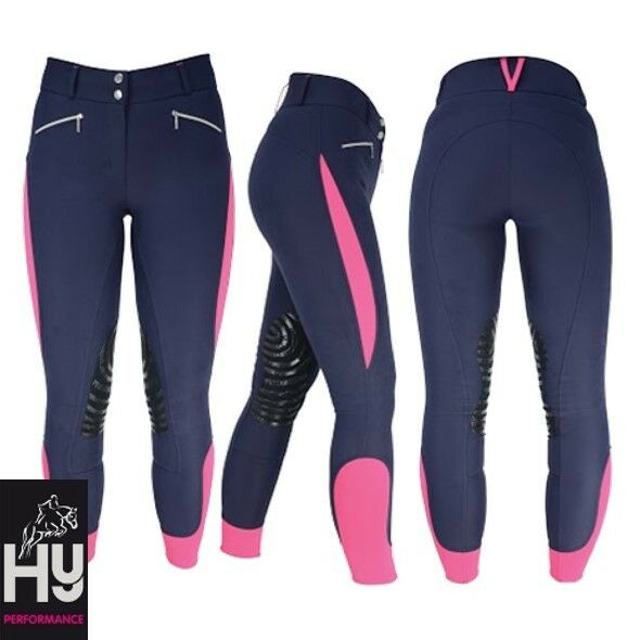 HyPerformance Sports Active Ladies Breeches – Silicone technology  FREE  P&P  exciting promotions