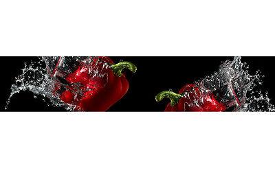 Folie Klebefolie Spritzschutz Dekofolie für Ikea Küche Deko NEU Küchenrückwand