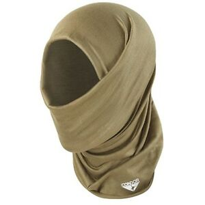 CONDOR Tan 212 Tactical Multi Full Face Wrap Mask Recon Ninja Bandana Balaclava