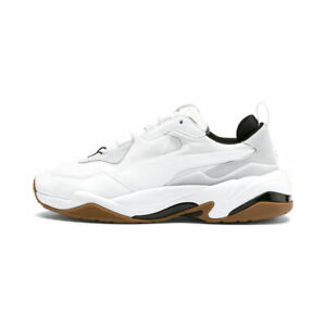 Details about Puma Thunder Fashion 2.0 Trainers Shoes Unisex Sneakers White  37037601 Size4-12