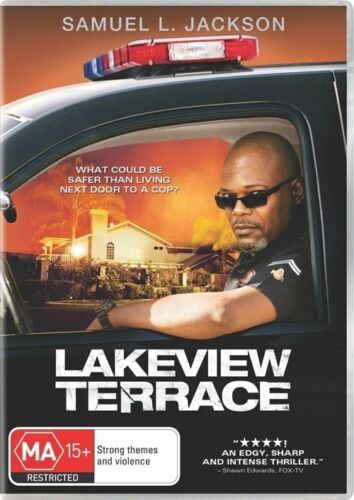 1 of 1 - Lakeview Terrace (DVD, 2009) R4 PAL NEW FREE POST
