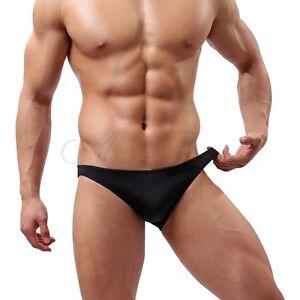 2f08743a24 La imagen se está cargando Sexy-CALIENTE-para-Hombre-Chicos-Bikini -Calzoncillos-Ropa-