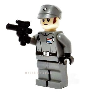 Lego Star Wars Imperial Officer New From Set 75184 7435631072080