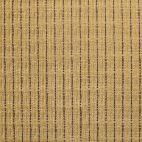 """Tan//Brown Wheat with Black Accent 34"""" Width Cabinet Grill Cloth"""