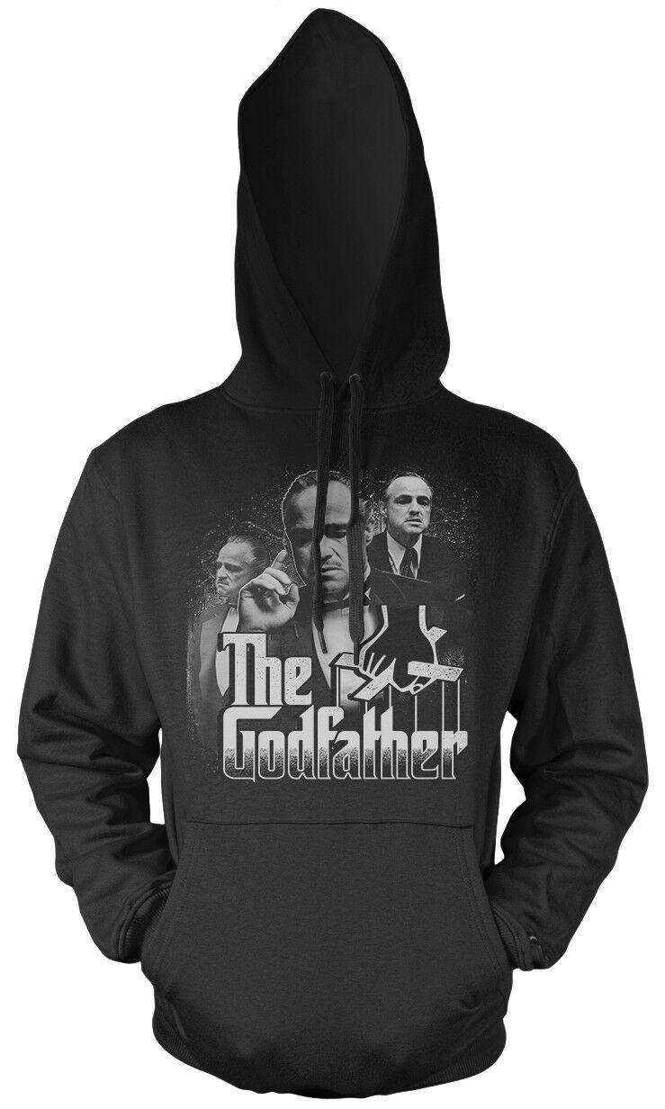 The Godfather Kapuzenpullover   Mafia Der Pate Don Corleone Scarface   M3
