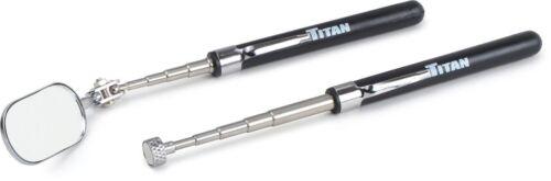 Titan Tools 11187 2-Piece Telescoping Tool Set