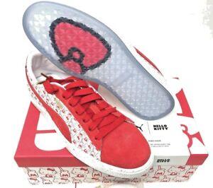 chaussure femme puma rouge