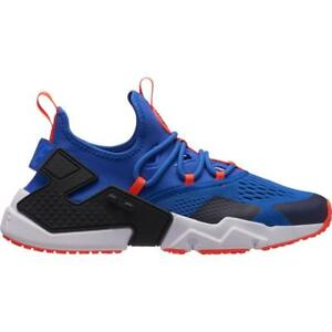 New Nike Men's Air Huarache Drift Breathe Shoes (AO1133-400)  Racer Blue