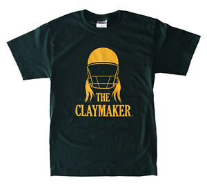 Clay Matthews The Claymaker Helmet T-Shirt