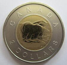 2011 CANADA $2 DOLLAR SPECIMEN TOONIE COIN