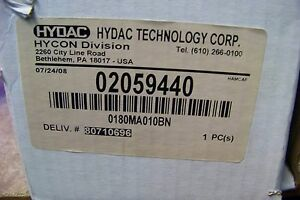 NEW Hydac 02059440 Killer Filter Replacement