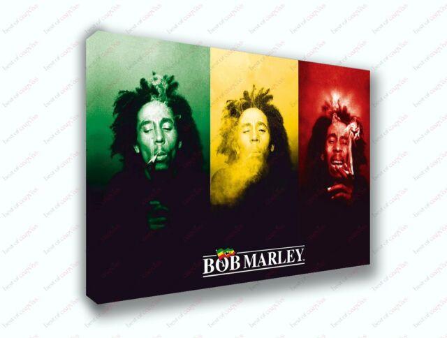 T1375 20x30 24x36 Silk Poster Bob Marley Jamaican Singer Music Star Art Print