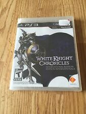 White Knight Chronicles -- International Edition PlayStation 3 PS3 MT1 New