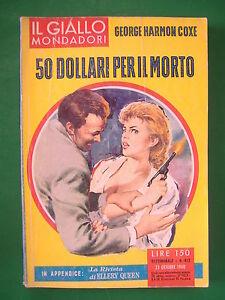 IL-GIALLO-MONDADORI-612-50-DOLLARI-PER-IL-MORTO-GEORGE-HARMON-COXE-1960