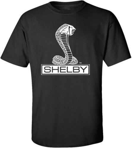 Shelby T-shirt Funny Birthday Cotton Tee Vintage Gift For Men Women