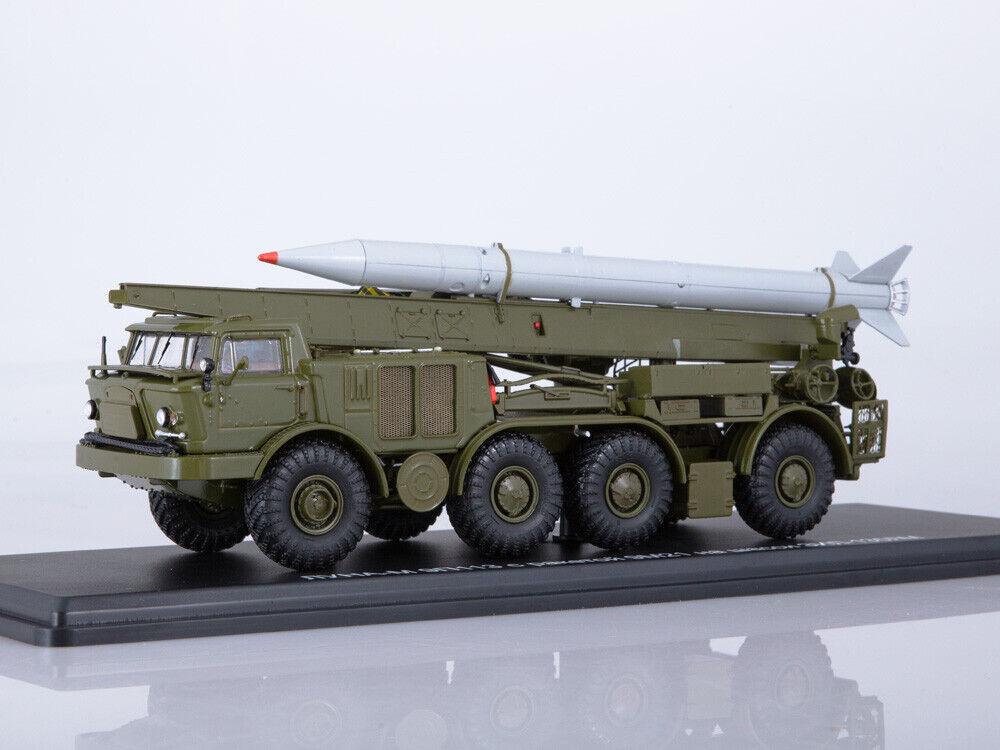 1 43 LUNA M 9P113 FROG-7 9M21 rocket rocket ZiL 135 LM SSM5006 Start Scale Models