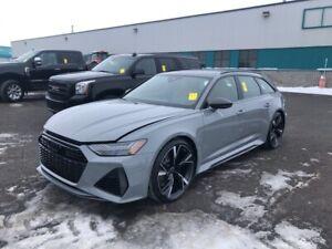 2021 Audi RS6 -