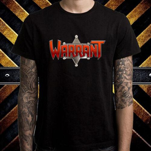 Mandat Metal Rock Band Legend Logo Hommes t-shirt noir taille S à 3XL