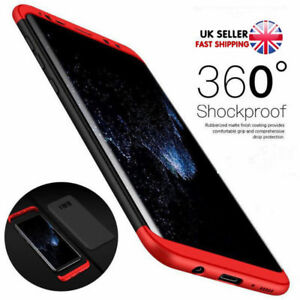 ultra-fin-fin-Coque-360-Housse-de-protection-pour-Samsung-Galaxy-S7-S8-S9