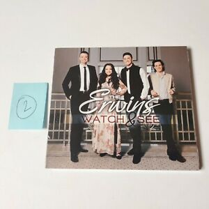 NEW The Erwins Watch & See CD 2018 Stowtown Records And Religious Jesus God 2