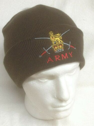 Various Regiments British Army Units Woolly Hats // Beanies Clearance