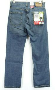 New-Signature-By-Levi-039-s-Strauss-Mens-Modern-Relaxed-Stretch-Denim-Jeans-29-x-32