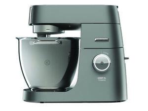 Kenwood Robot da Cucina KVL8361S Chef XL Titanio 1.700 Watt 6,7 ...
